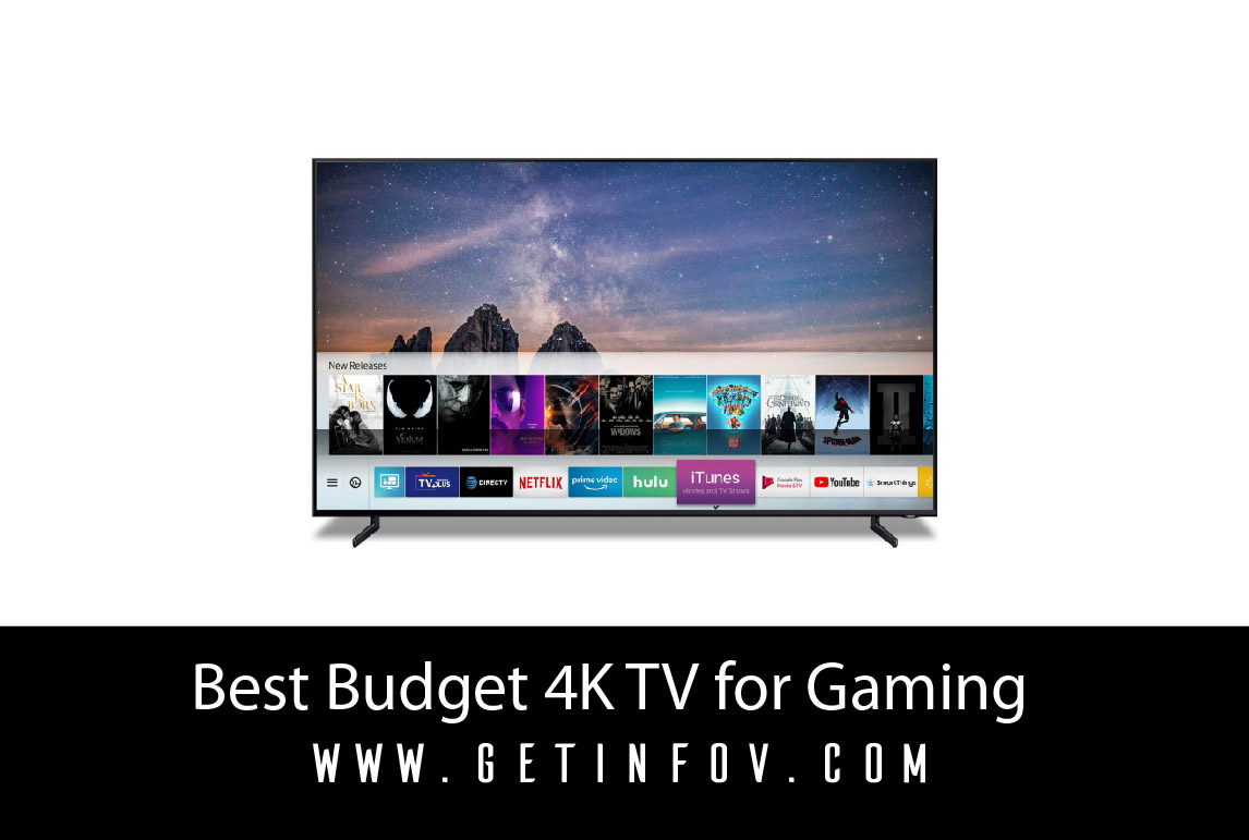 Best Budget 4K TV for Gaming